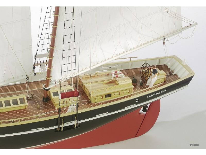 Valdivia Segelschiff Robbe Bausatz 1140 - Modellbau Jasper