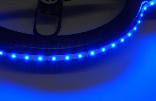 blaue led beleuchtung f r udi 829a quadrocopter modellbau jasper. Black Bedroom Furniture Sets. Home Design Ideas