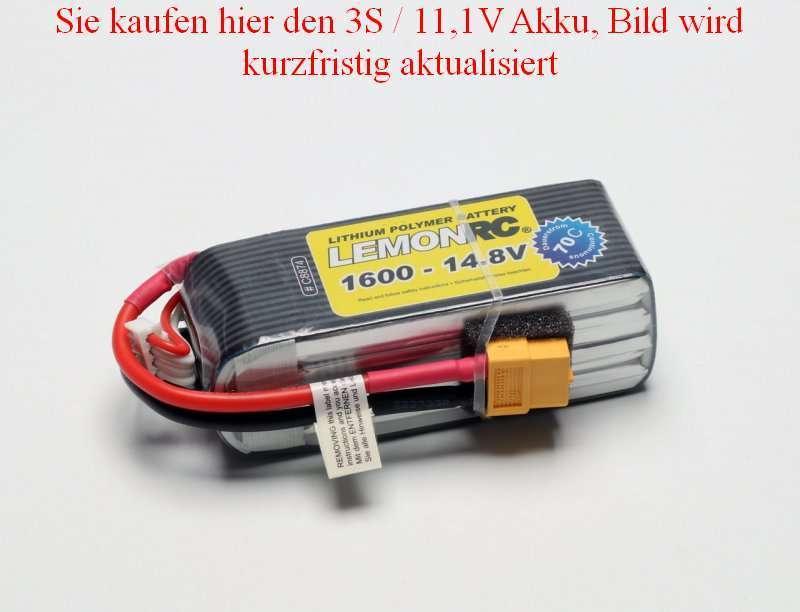 Modellbau Akku Lipo ~ Lipo akkus für rc flugmodelle günstig online kaufen staufenbiel