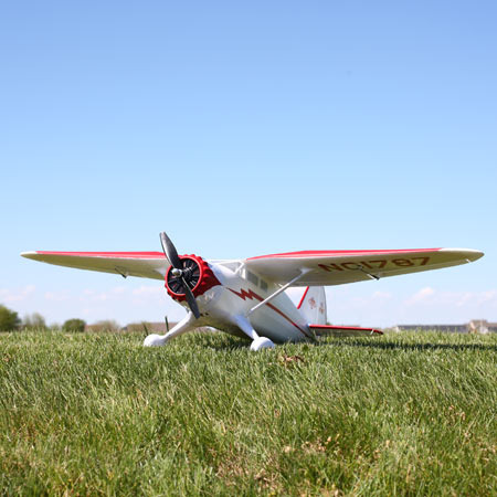 Stinson Reliant PNP Version PKZ5275 Parkzone