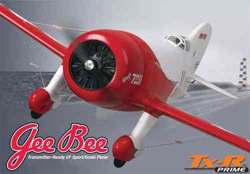 Gee Bee R1 PNP+Empf Hobbico GPMA6022