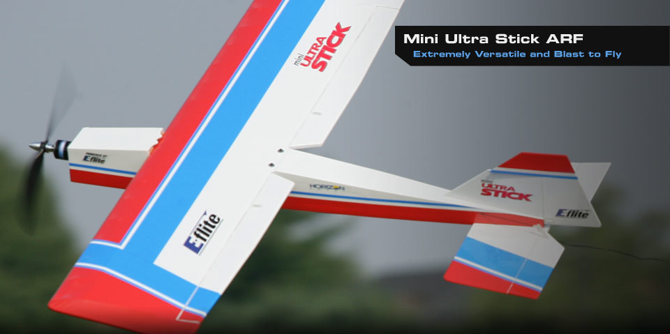 Mini Ultra Stick Arf Efl2250 Modellbau Jasper