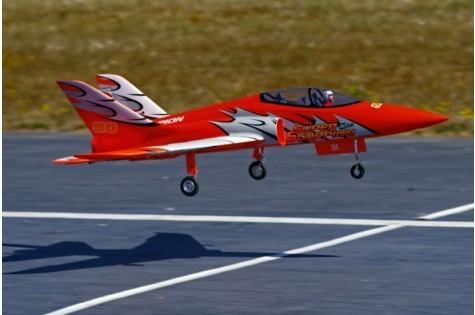 Super Scorpion Orange Jet 90mm EDF PNP kit FMS - Modellbau Jasper