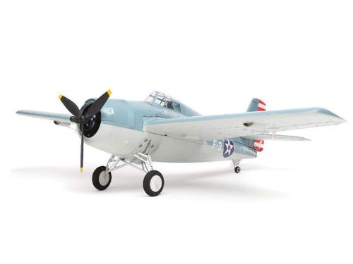 F4F Wildcat UMX Brushless AS3X BNF Basic E-flite EFLU3650