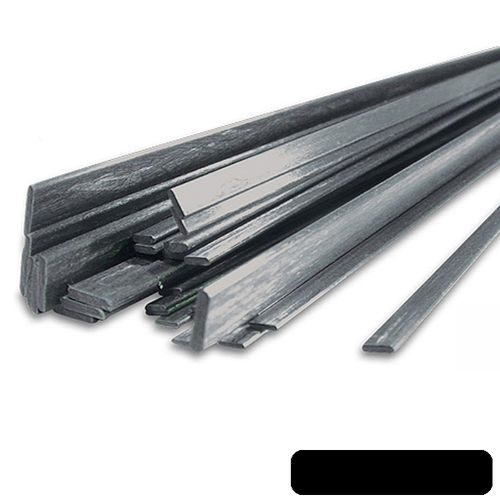 Kohlefaser // Carbon CFK Rundstab 5 x 1000 mm